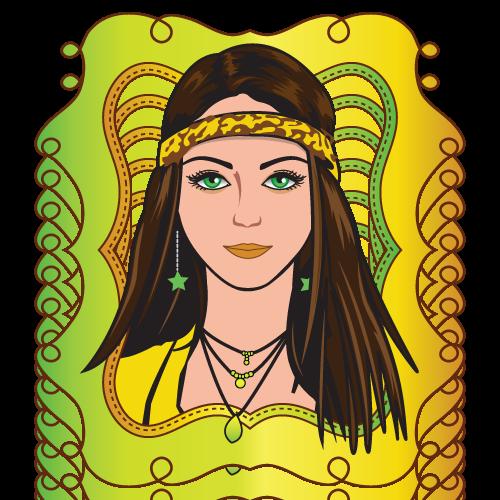 hippie chick lulu