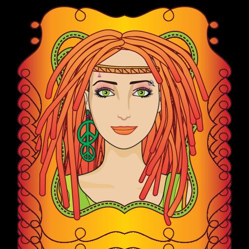 hippie chicks belle
